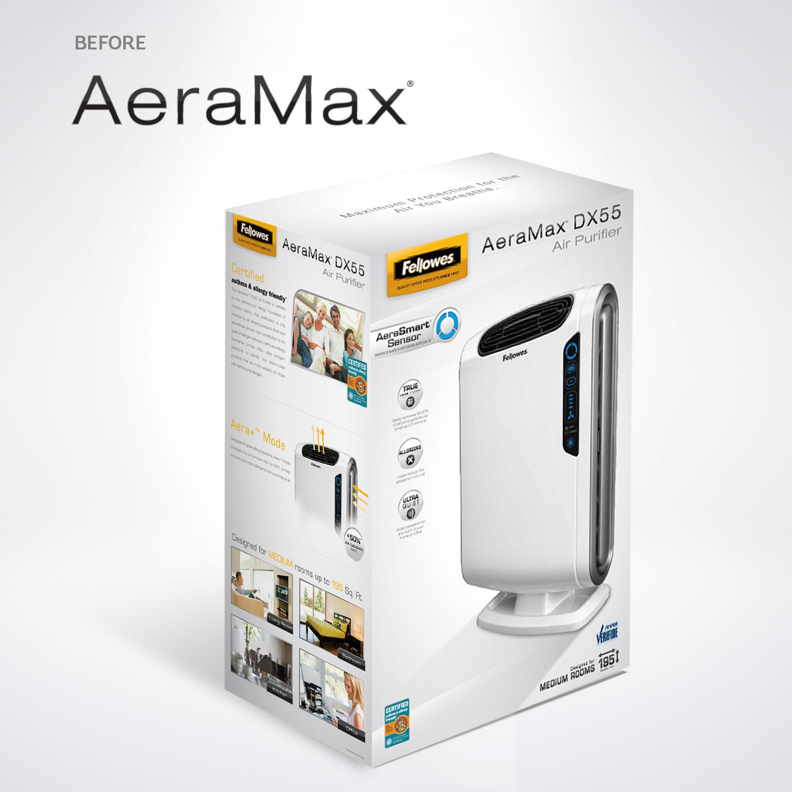 AeraMax Brand & Logo Development - Pivot Marketing Inc.