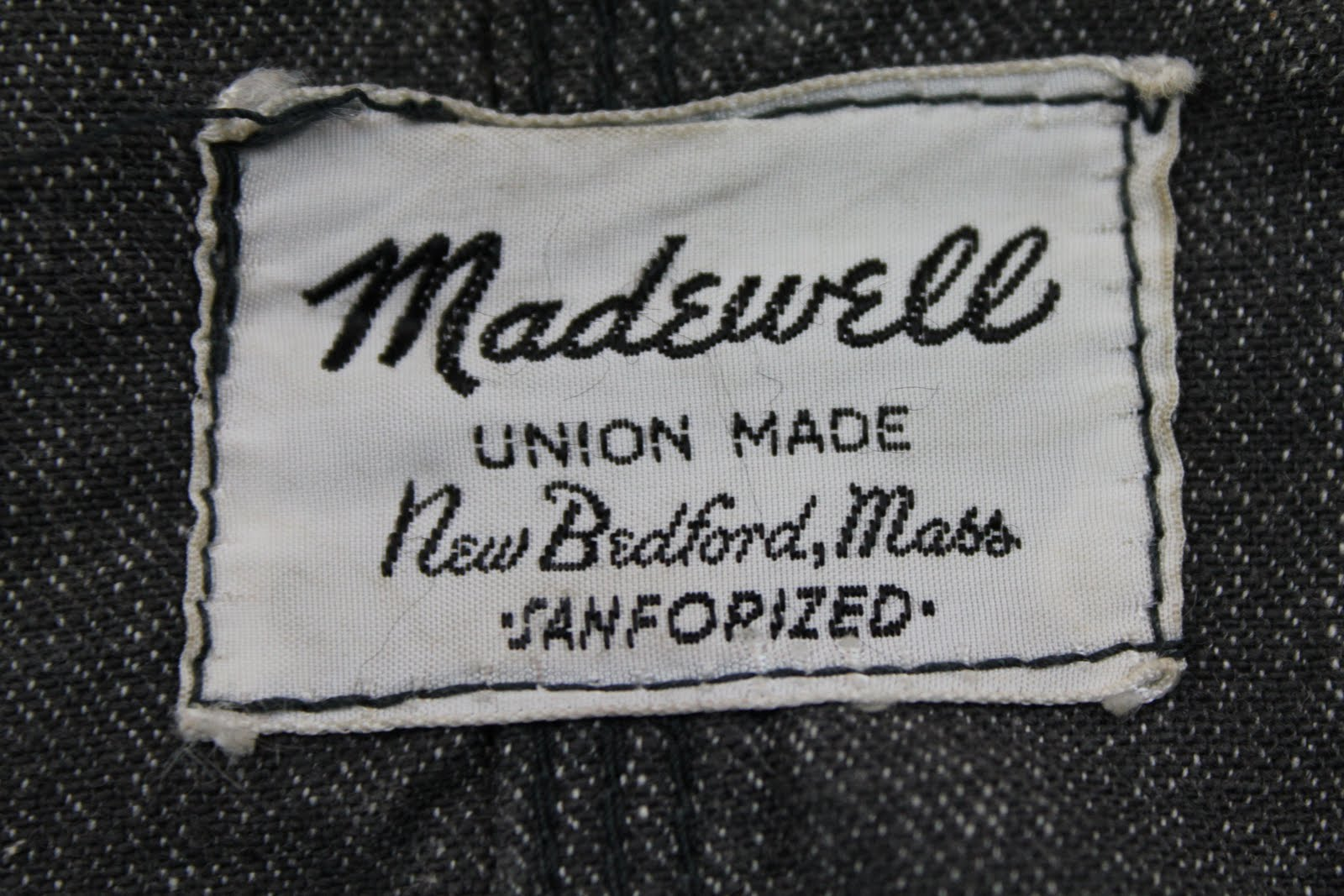 The Madewell brand celebrates the origins it doesn't actually have.