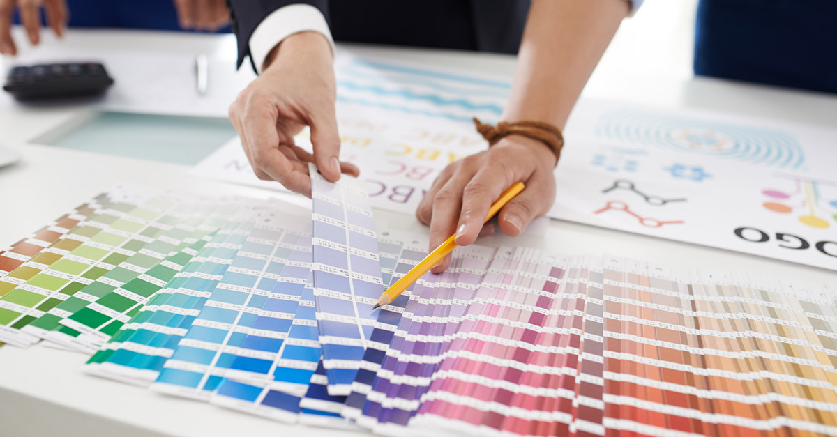The Psychology of Color For Your Brand