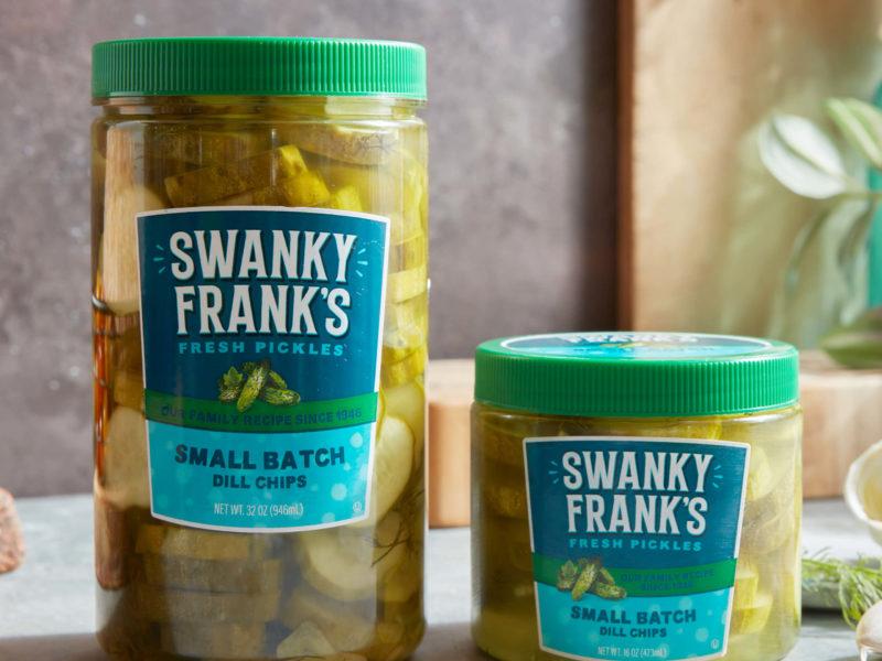 Swanky Frank's Fresh Pickles